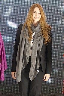 Yuriko Tiger Italian model