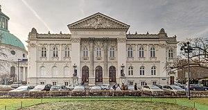 Zachęta - Zachęta Gallery, front view