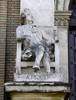 Andrés Piquer Spanish writer