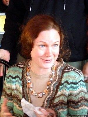 Writer Elizaveta Dvoretskaya