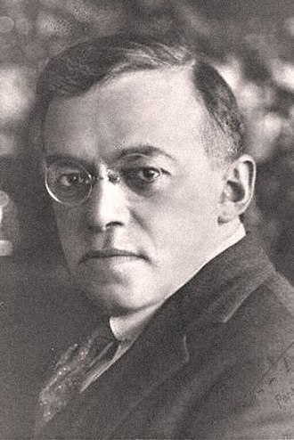 Types of Zionism - Ze'ev Jabotinsky, founder of Revisionist Zionism