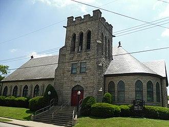 John Henry Hopkins - Image: Zelienople, Pennsylvania (4880462675)
