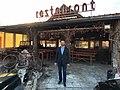 Ziad El Shurafa in Montenegro restaurant.jpg