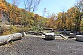 Zoar Valley at Forty Road parking area, Town of Persia, New York, October 2012.jpg