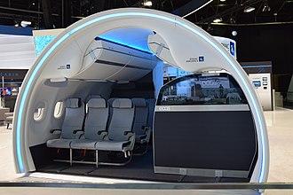 Zodiac Aerospace - Zodiac Aerospace at Paris Air Show 2017