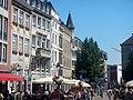Zum goldenen Einhorn, Starbucks, Goldener Schwan - panoramio.jpg