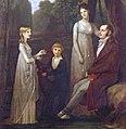 """""""Rutger enero Schimmelpenninck con su esposa y niños"""", por Pierre-Paul Prud'hon (1801-1802) .jpg"""