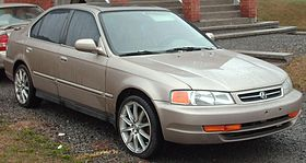 Acura on Acura El   Wikipedia  The Free Encyclopedia