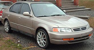 Acura EL - 1999–2000 Acura 1.6EL