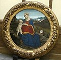 'Madonna and Child with a Breviary' by Francesco Botticini, Cincinnati.JPG