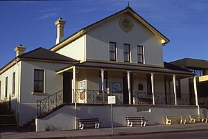 Bega, New South Wales - Image: (1)Bega Court House