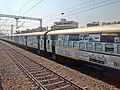 (Hyderabad - Bidar) Intercity at Hyderabad 02.jpg