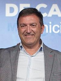 (José Antonio Sánchez Rodríguez) Presentación de los candidatos de los municipios del sur en Alcorcón (46490049575) (cropped).jpg