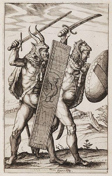 Αρχείο:+Germaniae antiquae libri tres, Plate 18, Clüver.jpg