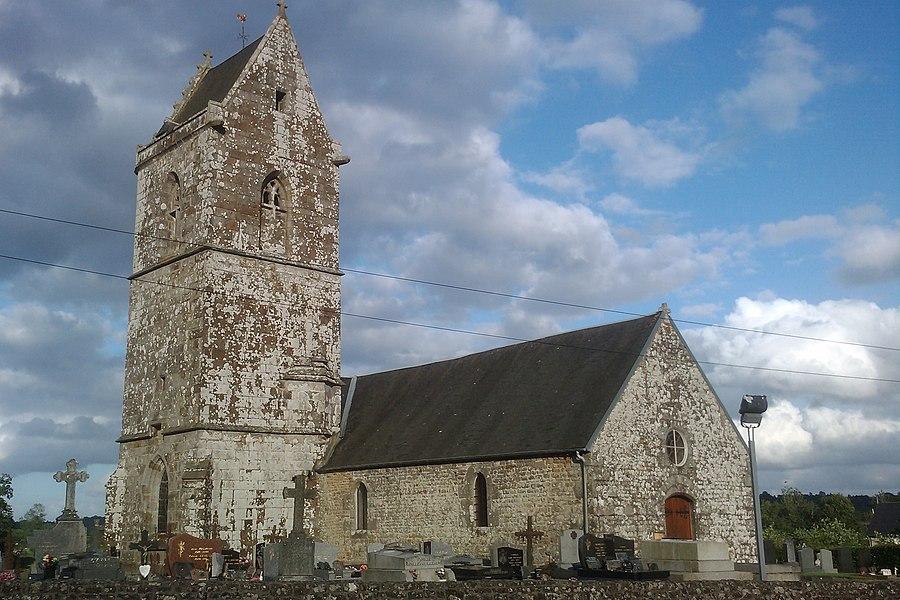 église Notre-Dame de fr:Rouffigny