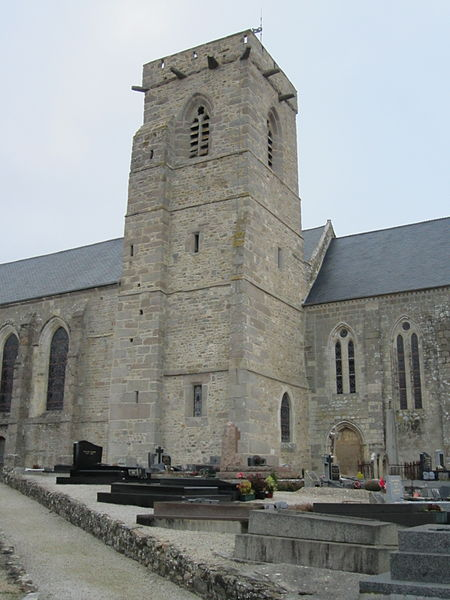 Église Saint-Vigor de Quettehou