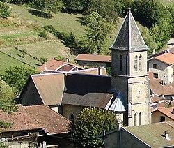 Église de l'Assomption de Blanaz (septembre 2013).JPG