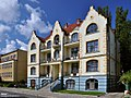 """Świnoujście, Ośrodek Wypoczynkowo - Rehabilitacyjny """"Amigo"""" - fotopolska.eu (334541).jpg"""