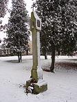 Žďár nad Sázavou - boží muka u nového hřbitova (původně u lihovaru) (3).JPG