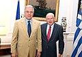 Συνάντηση ΥΠΕΞ Δ. Αβραμόπουλου με Πρέσβη Ισραήλ (7643260148).jpg