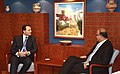 Συνάντηση ΥΠΕΞ κ. Δ. Δρούτσα με Πρόεδρο ΔΗΚΟ κ. Μ. Κάρογιαν (4973556826).jpg