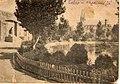 Баку в 1920-е годы. Сквер и памятник 26 бакинским комиссарам.jpg