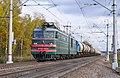 ВЛ10-864, Россия, Ленинградская область, перегон Мга - Горы (Trainpix 145339).jpg