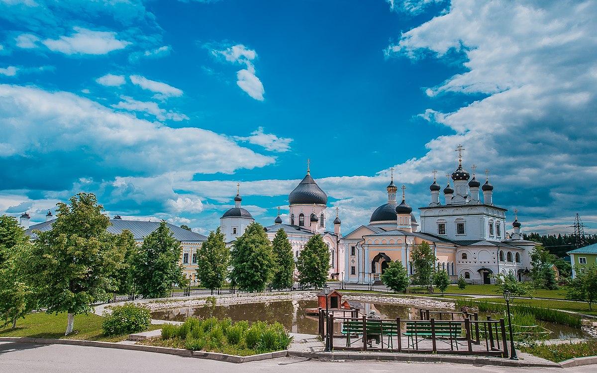 Вознесенский давидов монастырь