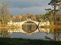 Гатчинский парк. Горбатый мост01.jpg