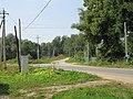 Дорога Медынь-Шанский завод в районе Дошино.jpg