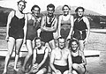 Зеница - 1939 - купање на ријеци Босни 1.jpg