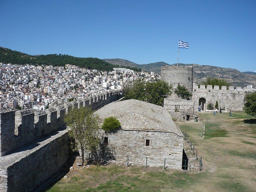 Крепост в Кавала (Кастро)