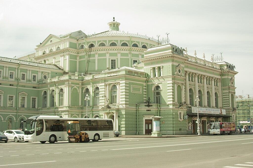 Мариинский театр. Фото: wikipedia.org