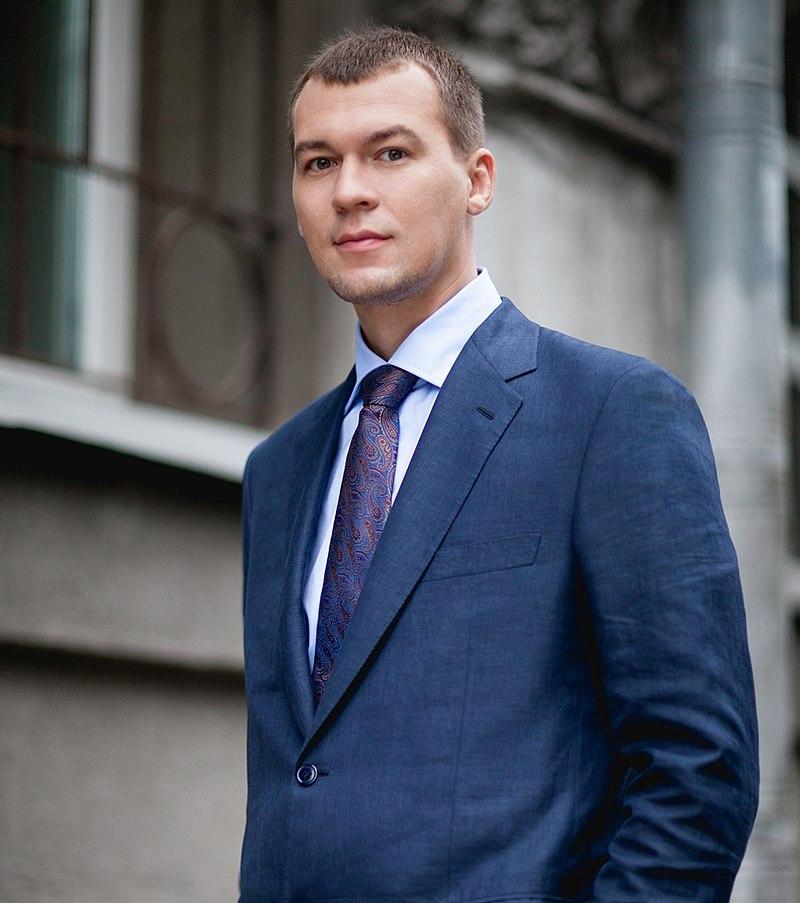 Михаил Владимирович Дегтярёв