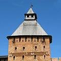 Новгородский кремль Башня Спасская.jpg