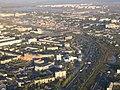 Панорама города Кургана с самолета 2005 год 02.JPG