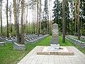 Песочный. Братская могила Советских воинов.JPG