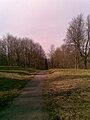 Пулковская обсерватория, меридианная дорожка, 2011-09-27.jpg