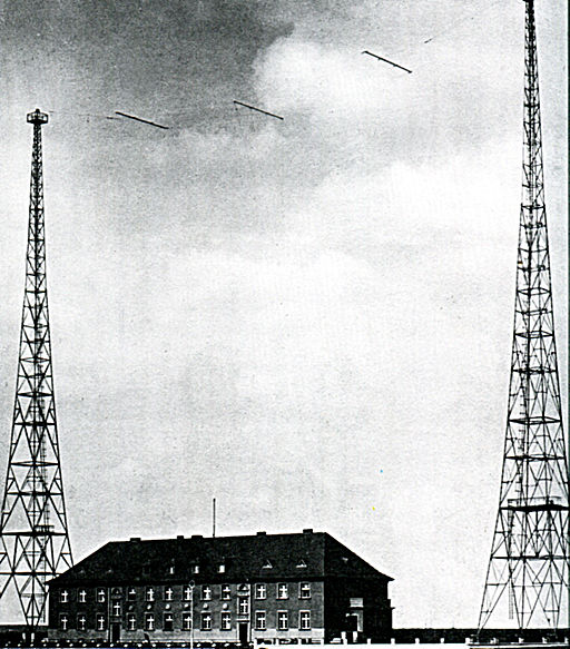 Радиостанция в Гляйвице