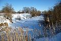 Река Мостья зимой..JPG
