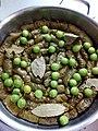 Сарма од лозов лист со зелени сливи.jpg