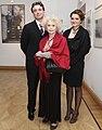 Светлана Немоляева, Александр Лазарев и Полина Лазарева Фотограф Геннадий Авраменко.jpg