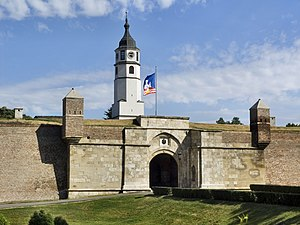 Belgrade Fortress - Stambol Gate.