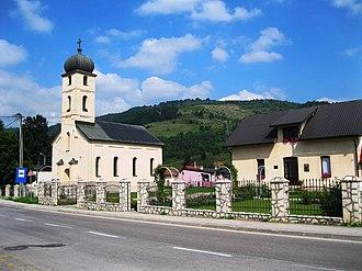 Trnovo, Republika Srpska - Image: Трново црква 1