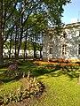 Фестиваль тюльпанов в парке имени Кирова на Елагином острове, солнечная поляна.jpg