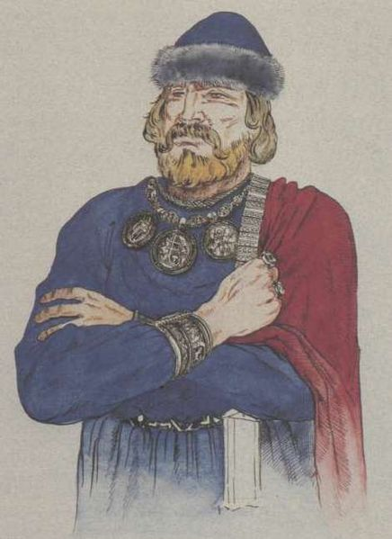 Batu Khan, leader of the Khanate of the Golden Horde