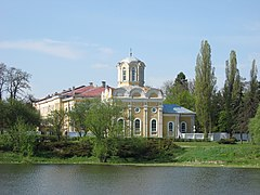 Church of St. Michael and Fedir in Chernihiv