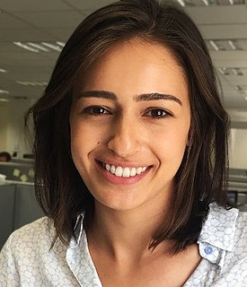 Lucy Ayoub Arab-Israeli journalist