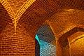 مسجد کاروانسرای دیر گچین که در محل چهارطاقی قدیم دیر ساخته شده - جاذبه های گردشگری استان قم - میراث ملی 14.jpg