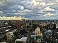 チサンホテル&コンファレンスセンター新潟11階からの景色 - panoramio.jpg
